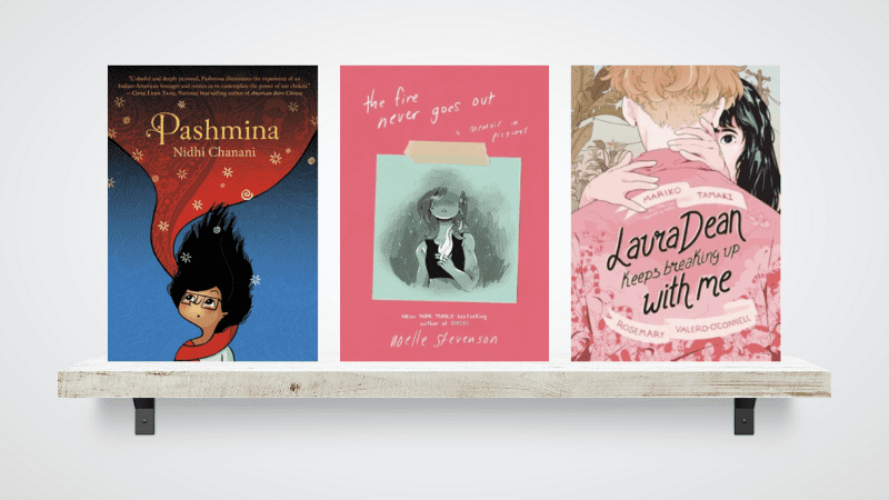 20 High School and Middle School Graphic Novels