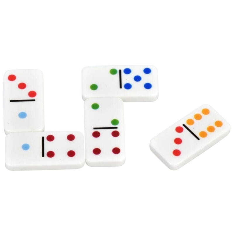 Dominoes - inexpensive gift ideas for students