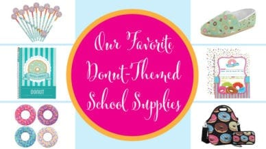 15 Must-Haves Items for a Donut Themed Classroom