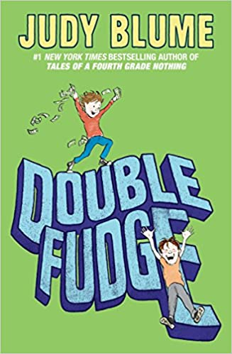 Book cover of Double Fudge by Judy Blume