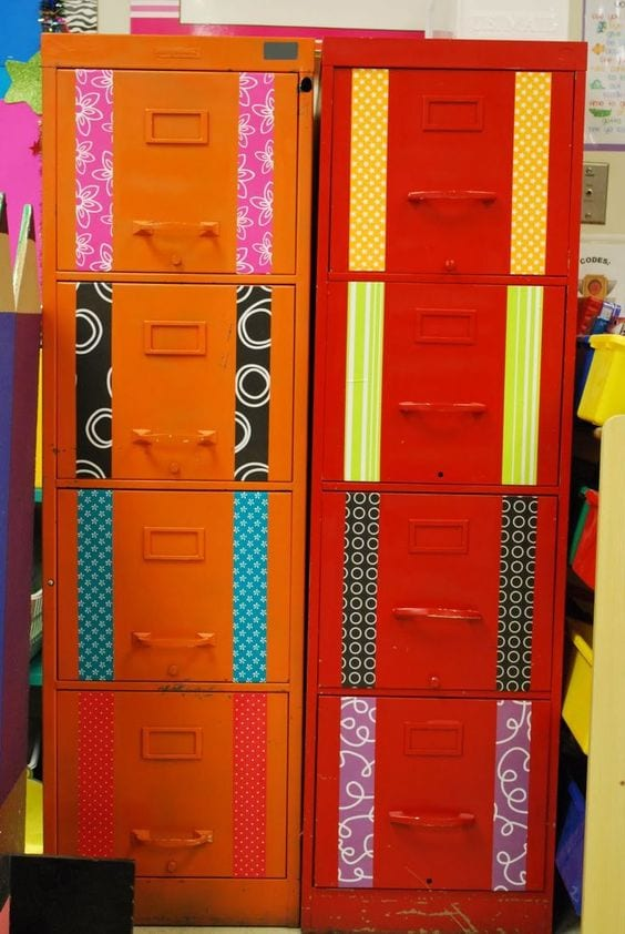 ugly file cabinet