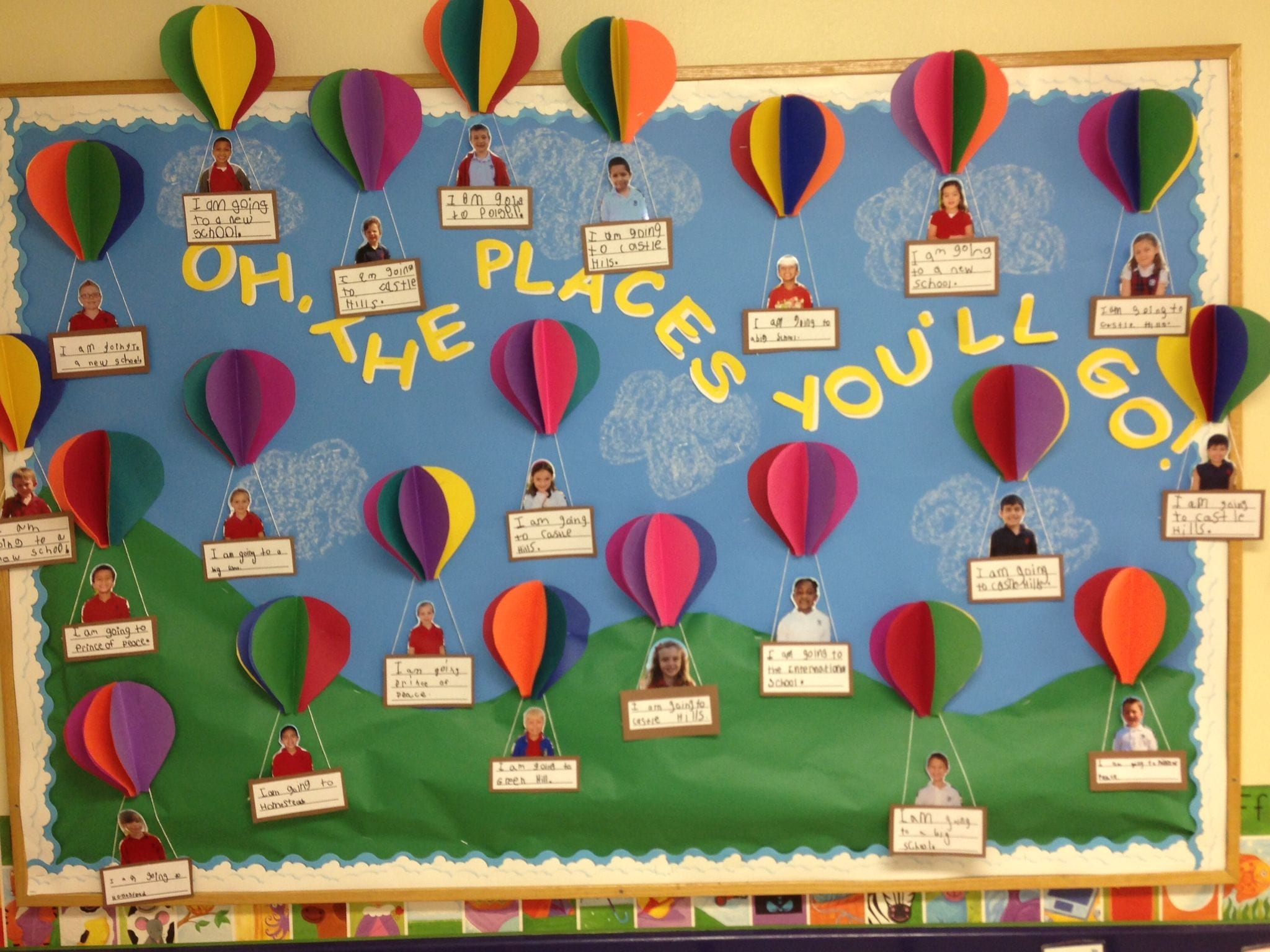 Best Oh the Places You'll Go Activities for the Classroom