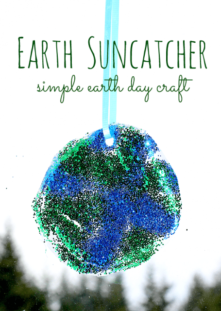 earth suncatcher catcher