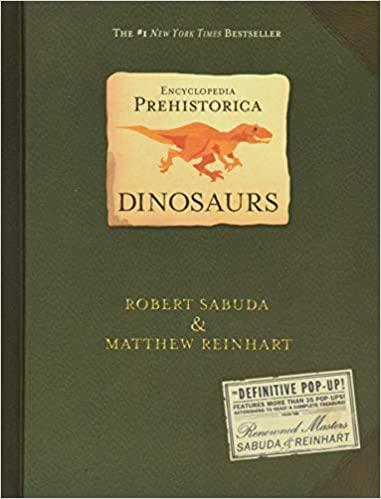 Book cover for Encyclopedia Prehistorica Dinosaurs