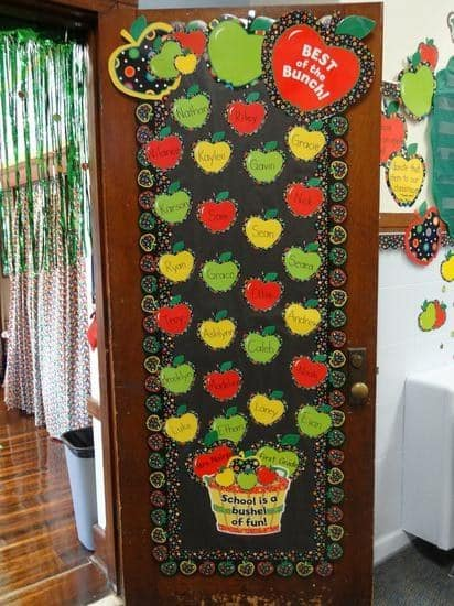 50 Awesome Classroom Doors For Back To School