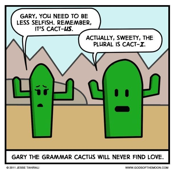 Grammar Puns Only a True English Nerd Will Get - WeAreTeachers