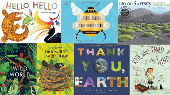 Best Earth Day Books for Kids