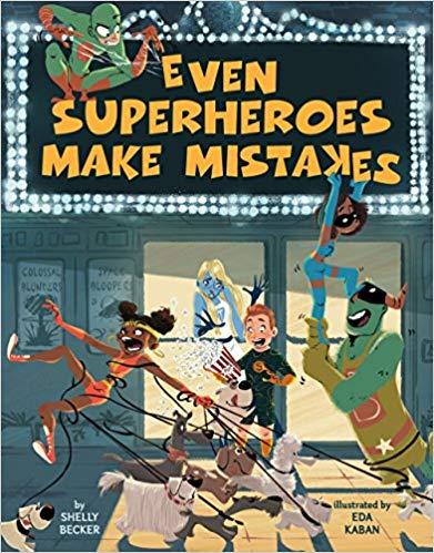 Pow 21 Thrilling Superhero Books For Kids Weareteachers
