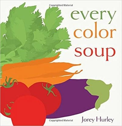 Every Color Soup Book