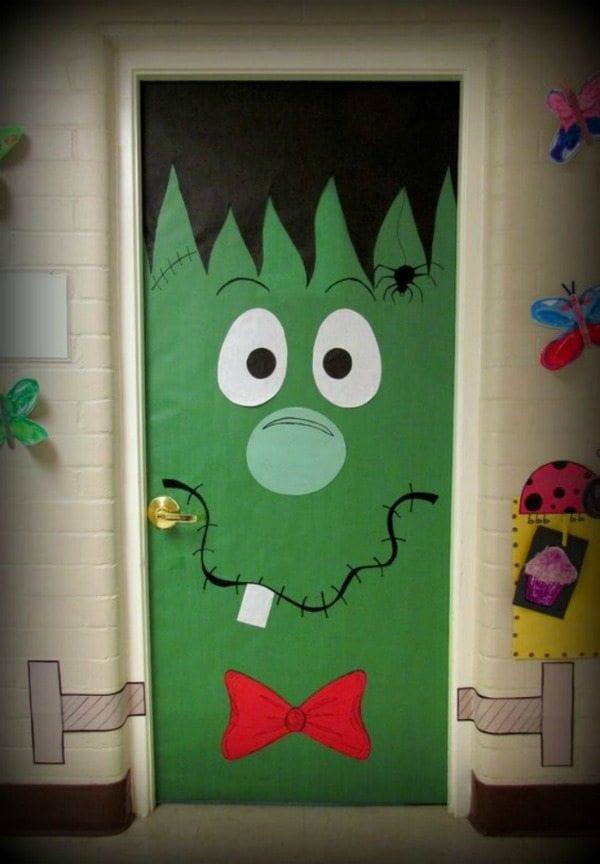 Frankenstein Bulletin Board