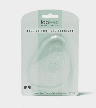 Fab Feet Ball of Foot Gel Insoles