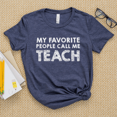5dfa4cdd4c 32 Awesome T-Shirts For Teachers You Can Buy (on Amazon)