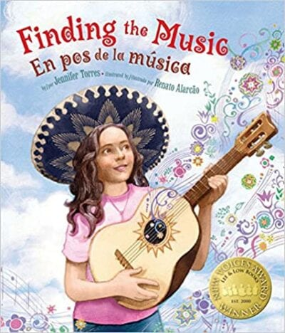 Book cover for Finding the Music