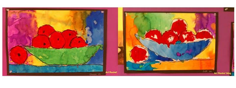 Collage Art Ideas 3rd Grade