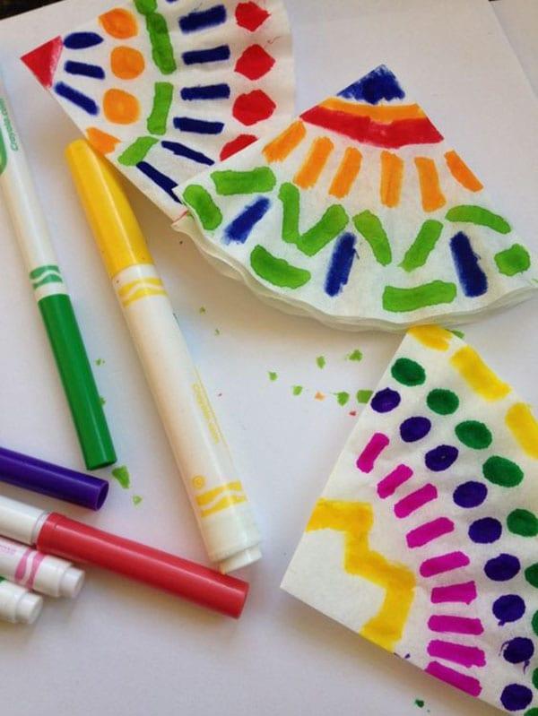 Grade 7 Spring Art Ideas