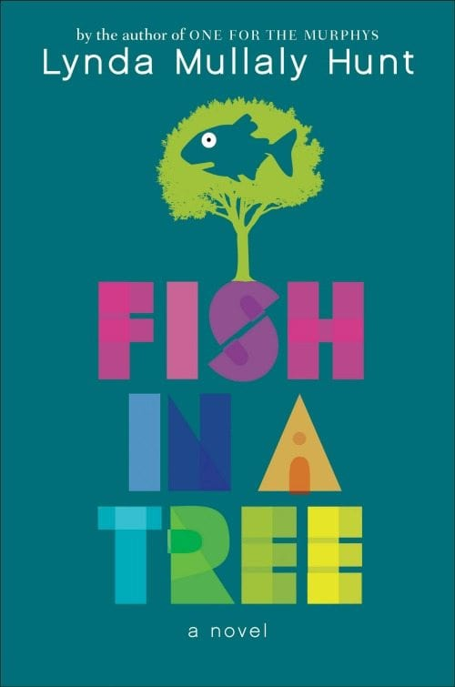 Fish in a tree by Linda