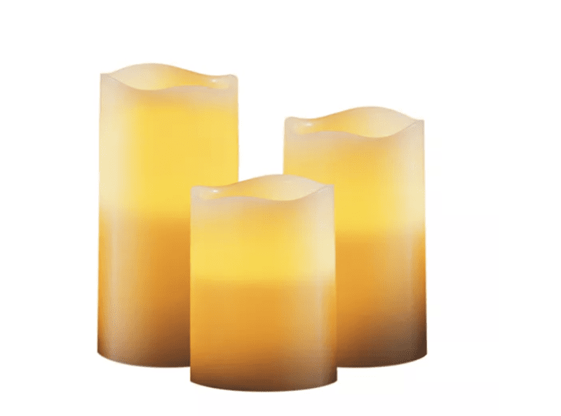 Electric Candles for the Classroom