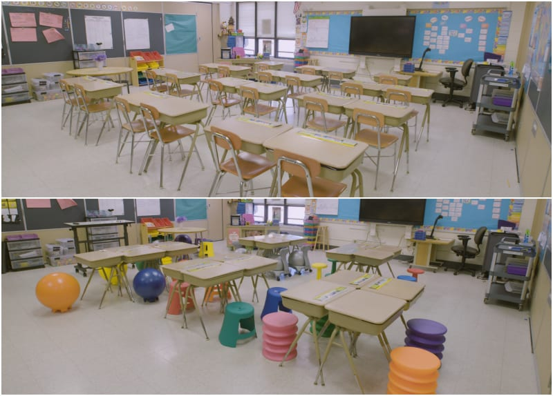 Flexible-Seating-Makeover-Before-and-After