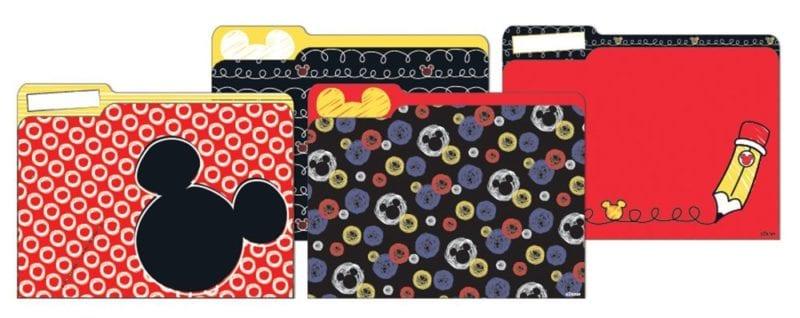 Eureka Mickey Color Pop! File Folders...