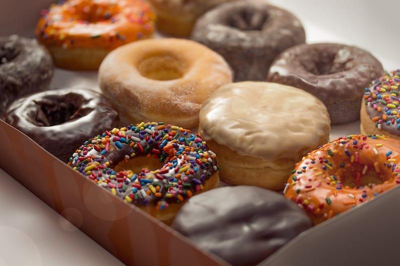 Food - Unexepected Benefits of Teaching