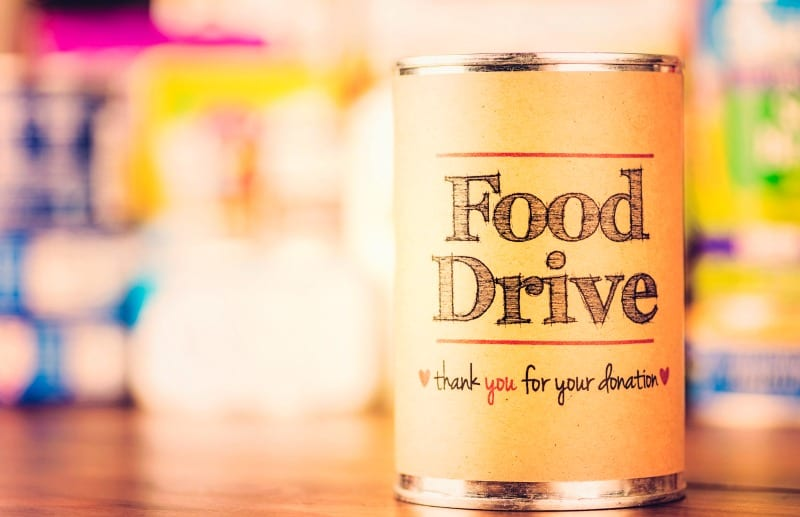 Creative Twists On The School Food Drive Weareteachers