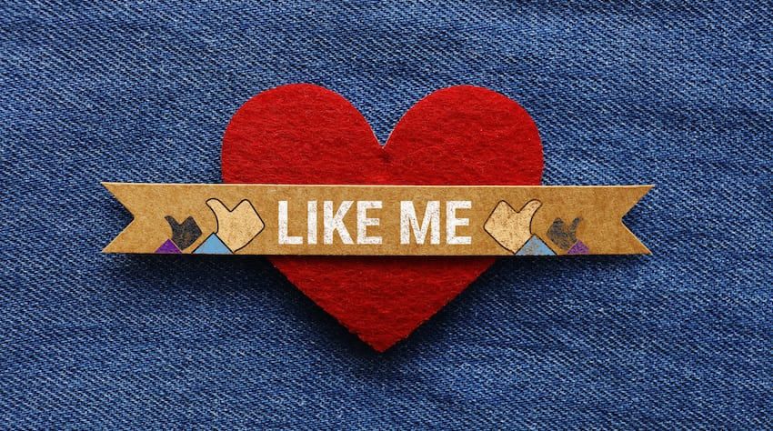 Like Me! - Form relationships with students