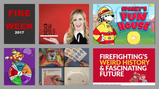 Best Fire Prevention Week Activities for Elementary School
