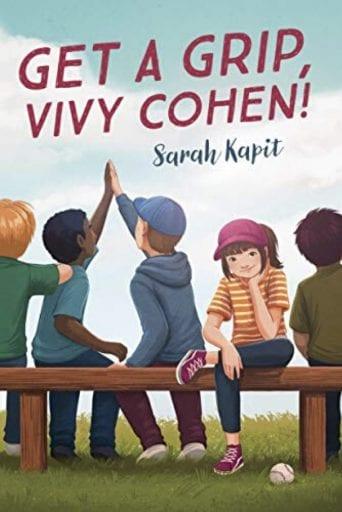 Get a Grip, Vivy Cohen! book cover (Summer Reading List)