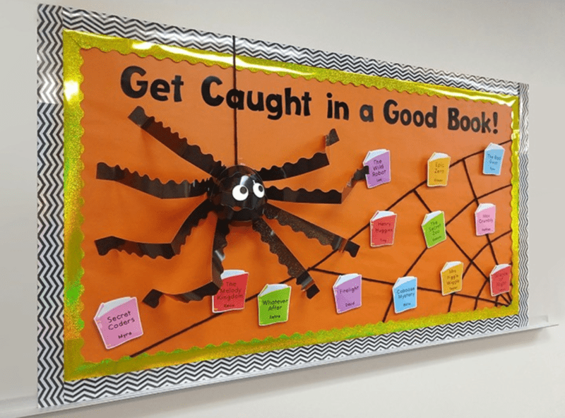 Get Caught in a Good Book