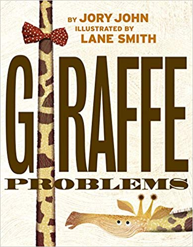 Best Second Grade Books - Giraffe Problems
