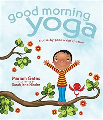 Good Morning Yoga Book