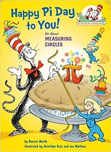 Book cover for Happy Pi Day to You