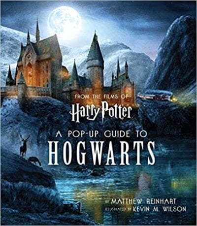 Book cover for Harry Potter: A Pop-Up Guide to Hogwarts