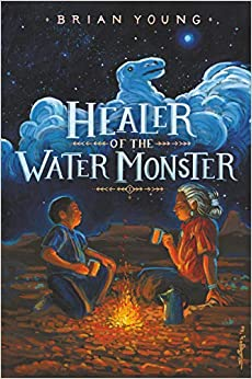Book cover for Healer of the Water Monster