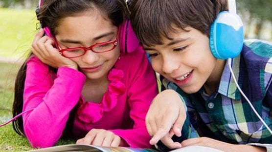 audiobooks in the classroom