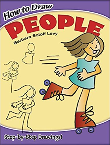 Book cover for How to Draw People