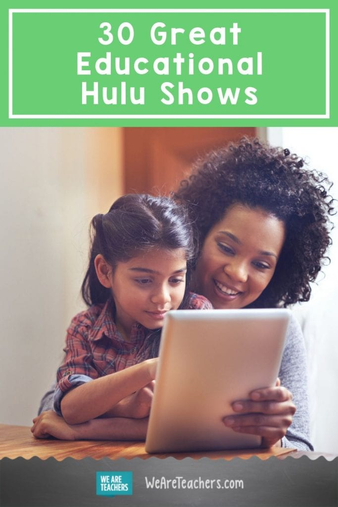 30 Great Educational Hulu Shows