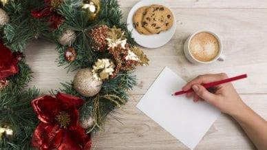 Honest Holiday Cards for Teachers