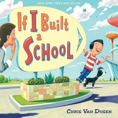 If i built a school book cover