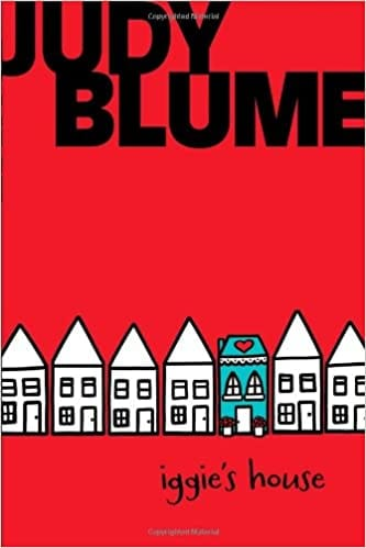 Book cover of Iggies House by Judy Blume