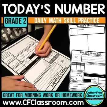 Clutter-Free Classroom website advertisement.