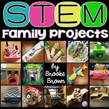 """""""STEM family projects"""" by Brooke Brown"""
