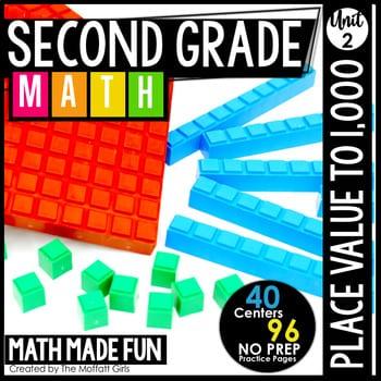 """""""2nd grade math"""" by The Moffatt Girls"""