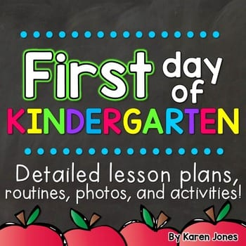 Kindergarten Teachers Pay Teachers
