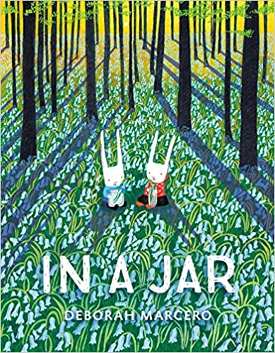 Book cover for In a Jar as an example of childrens books about friendship