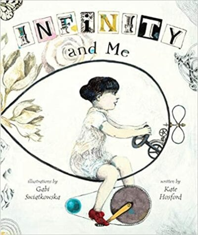 Book cover for Infinity and Me