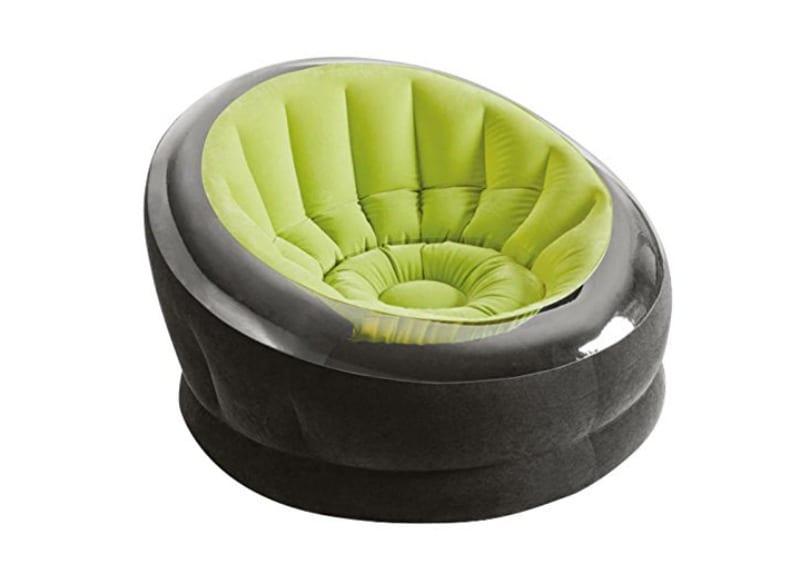 Comfy reading spots inflatable pod