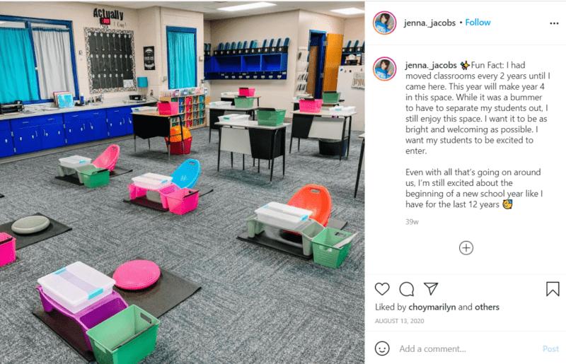 Still of Instagram tips for teachers