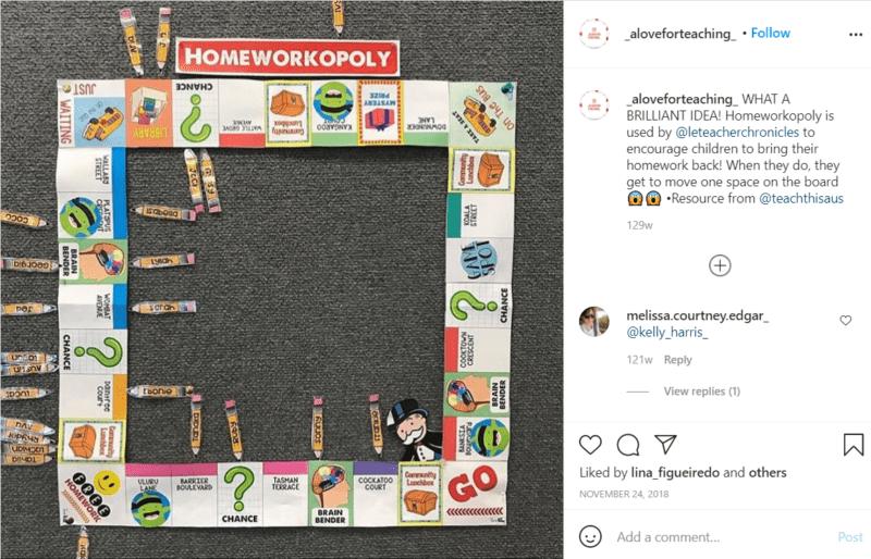 Still of homework game teacher hacks