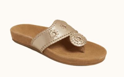 Jack Rogers comfort line sandals